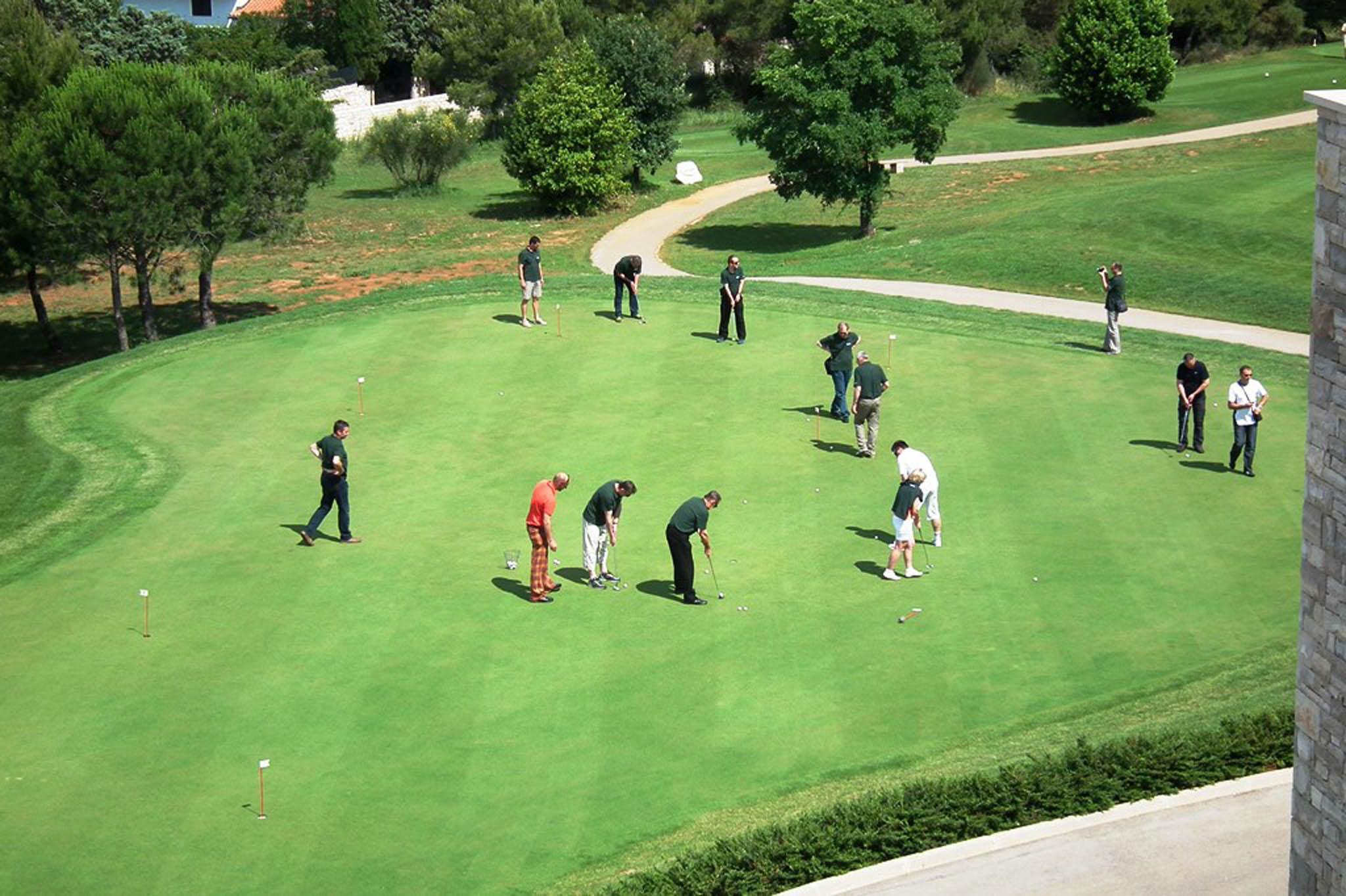 Stranice za upoznavanje golfa